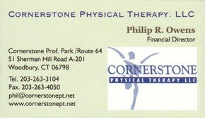 Click to see Cornerstone Physical Therapy Llc Details